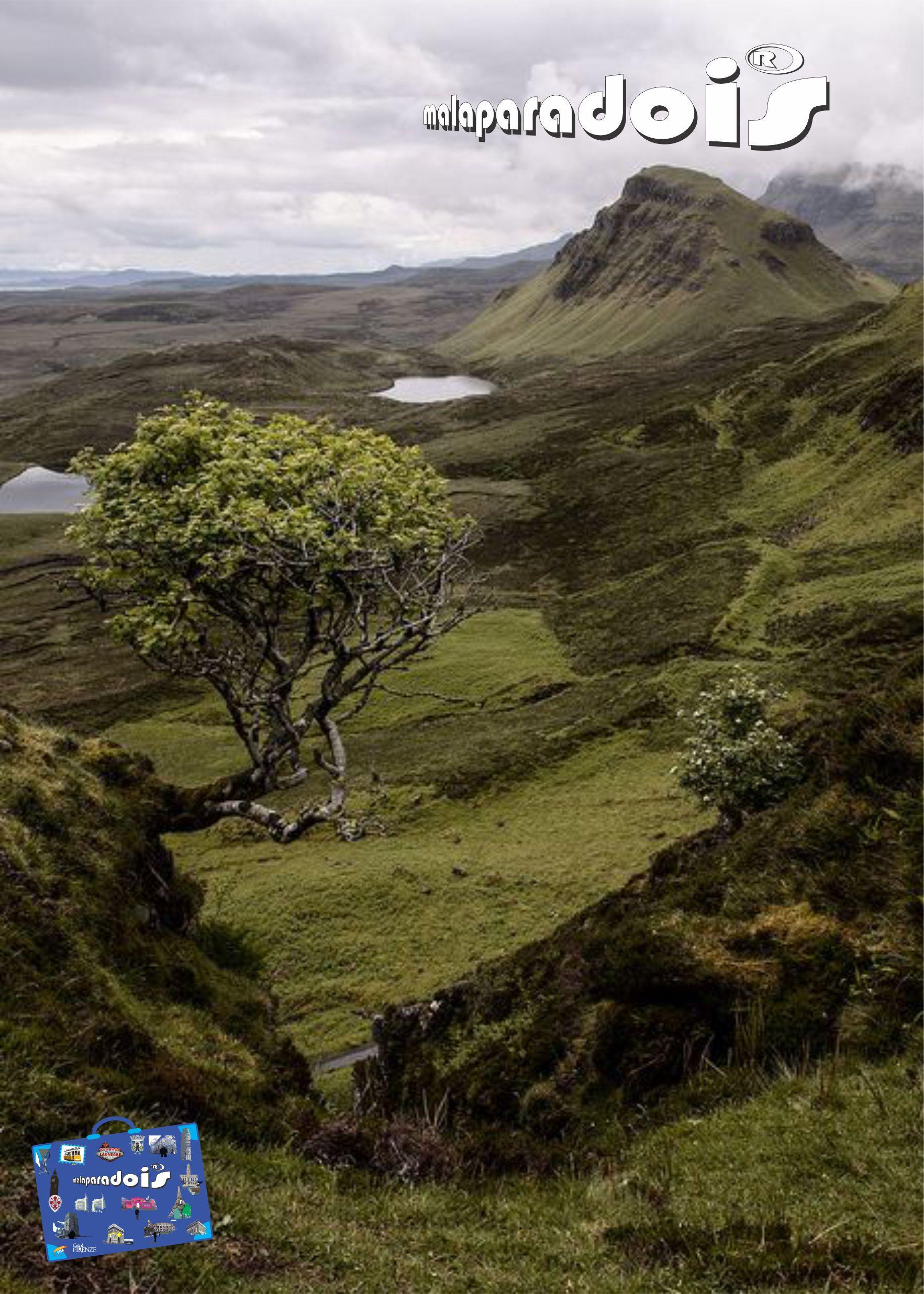 Highlands - Isle of Skye