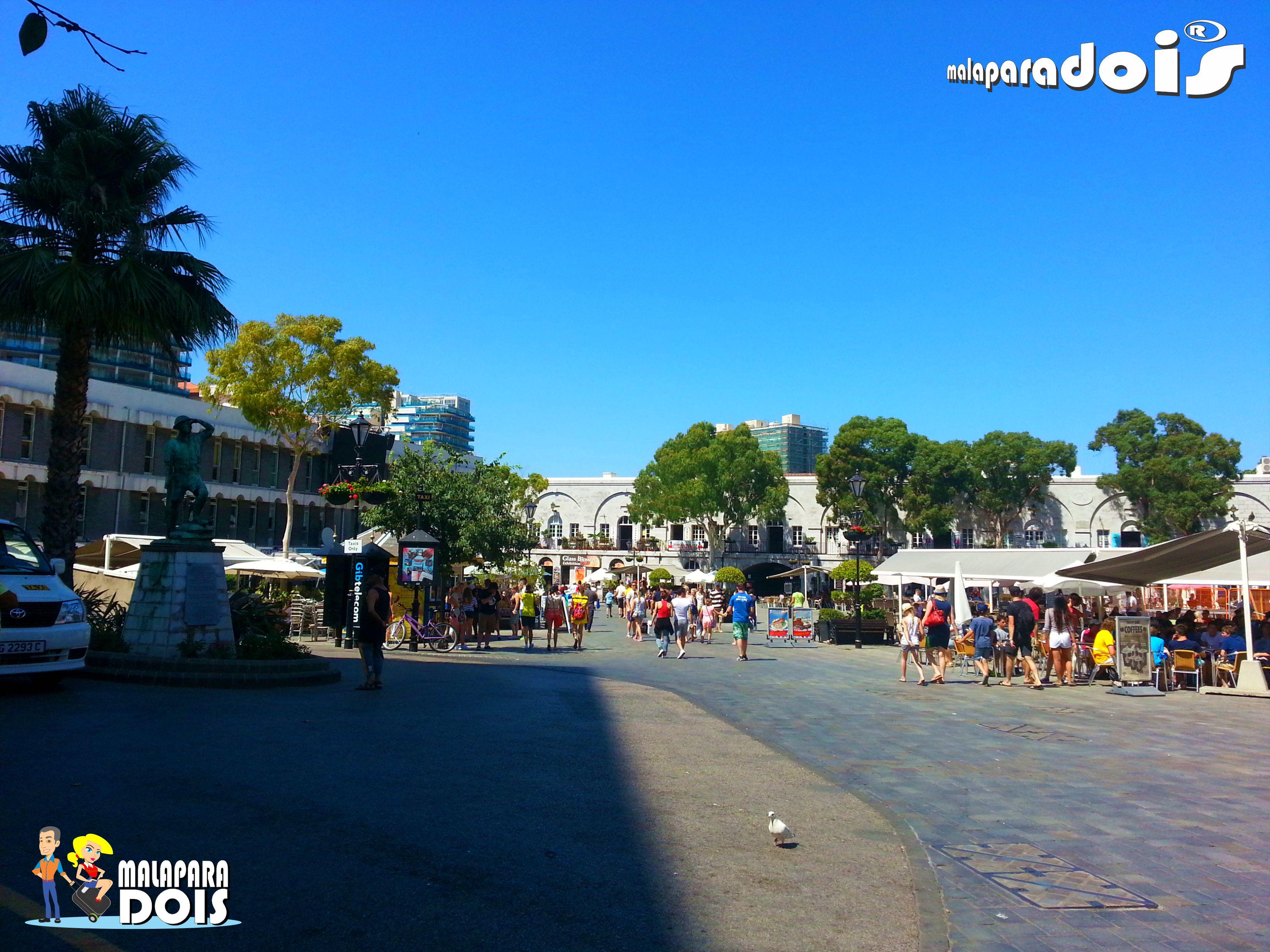 Casamates Square