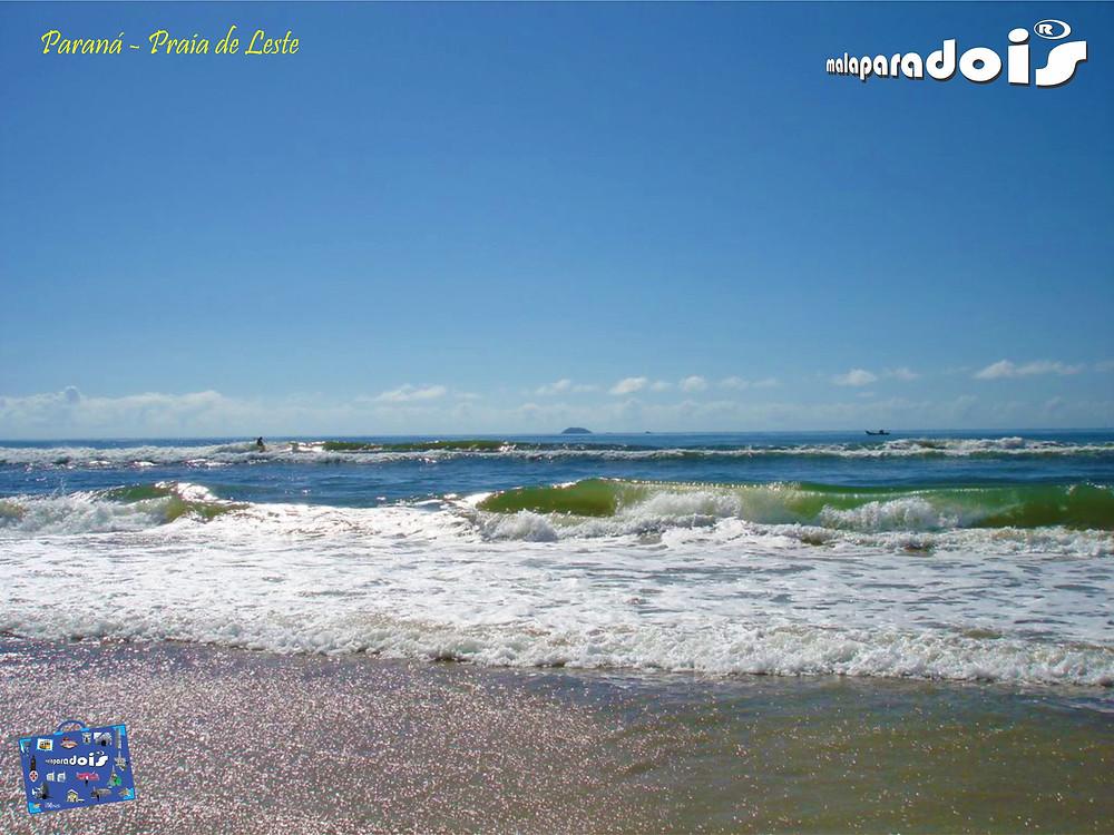 Paraná - Praia de Leste