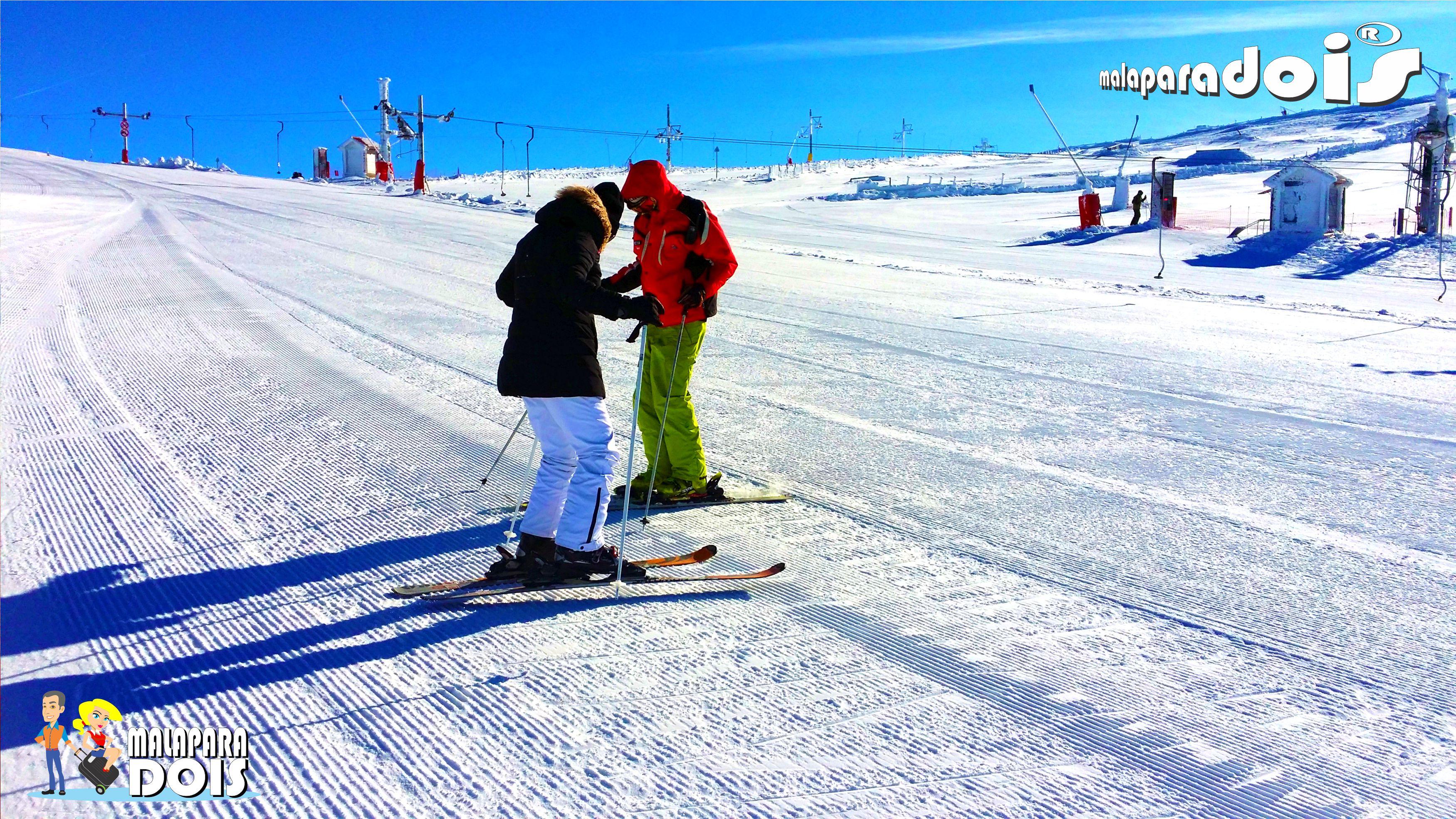 Aula de Ski - Flavia Ghelli