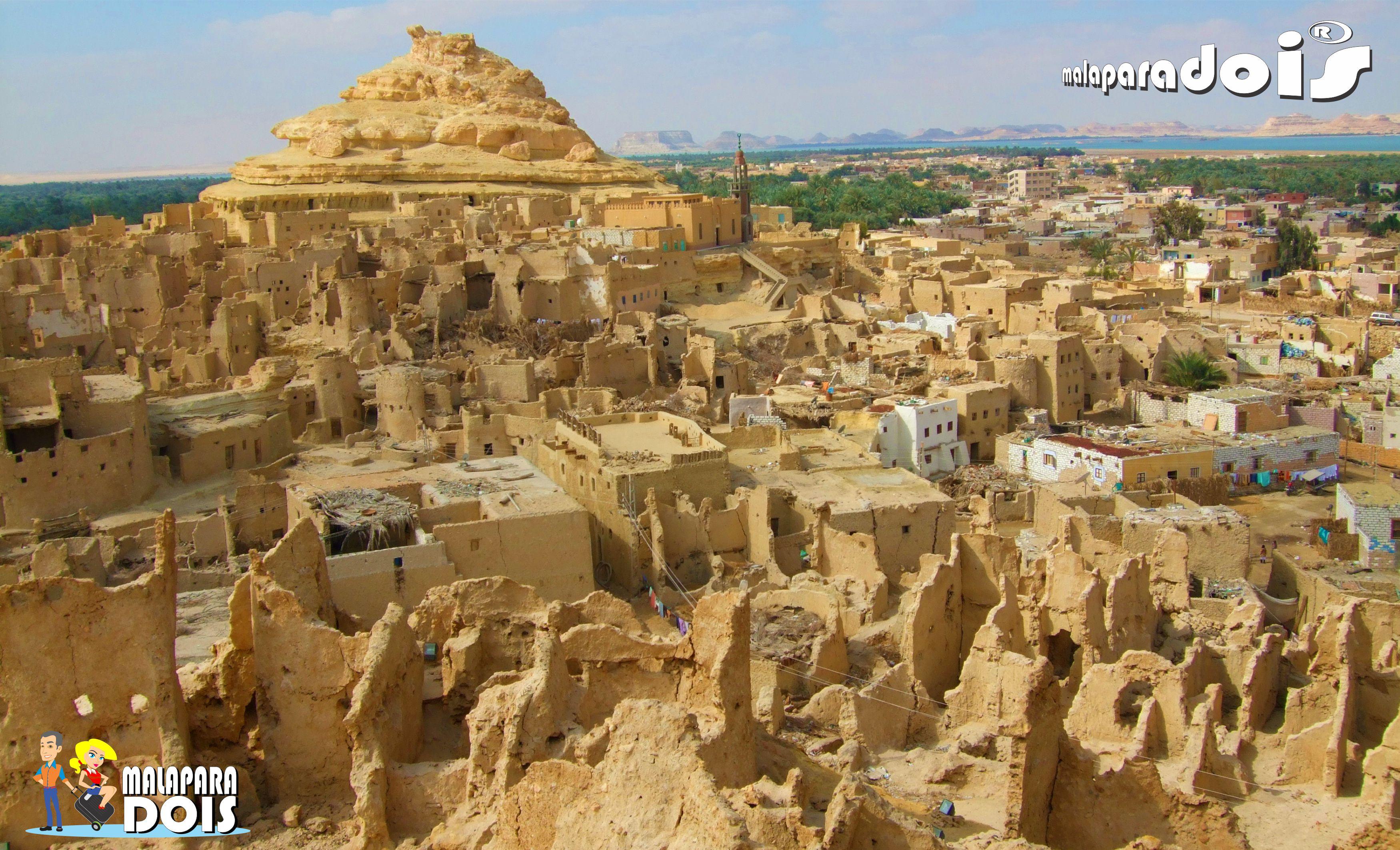 Egito   Siwa
