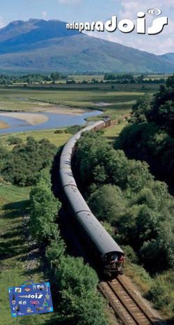 Highlands - The Royal Scotsman Train