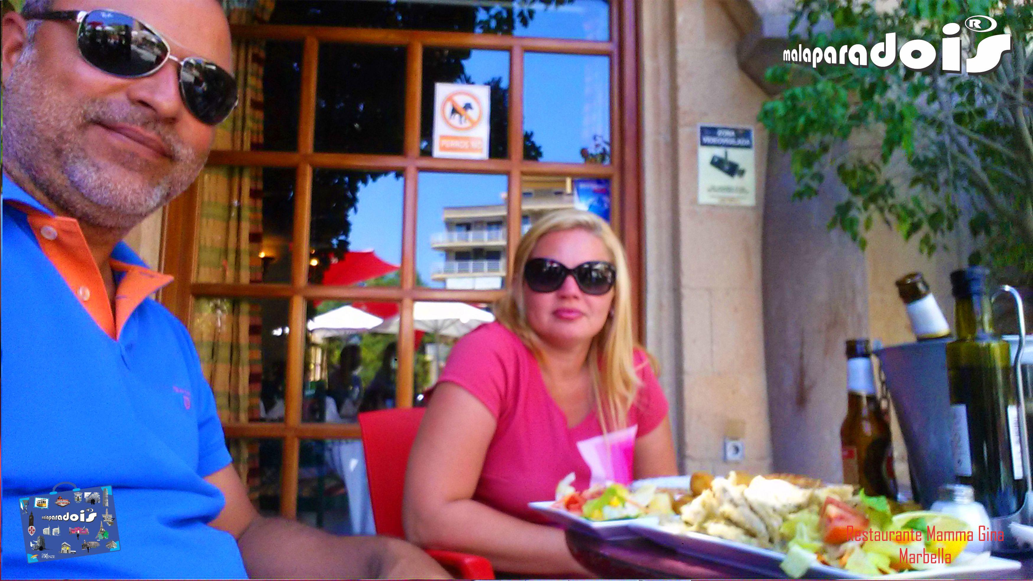 Restaurante Mamma Gina