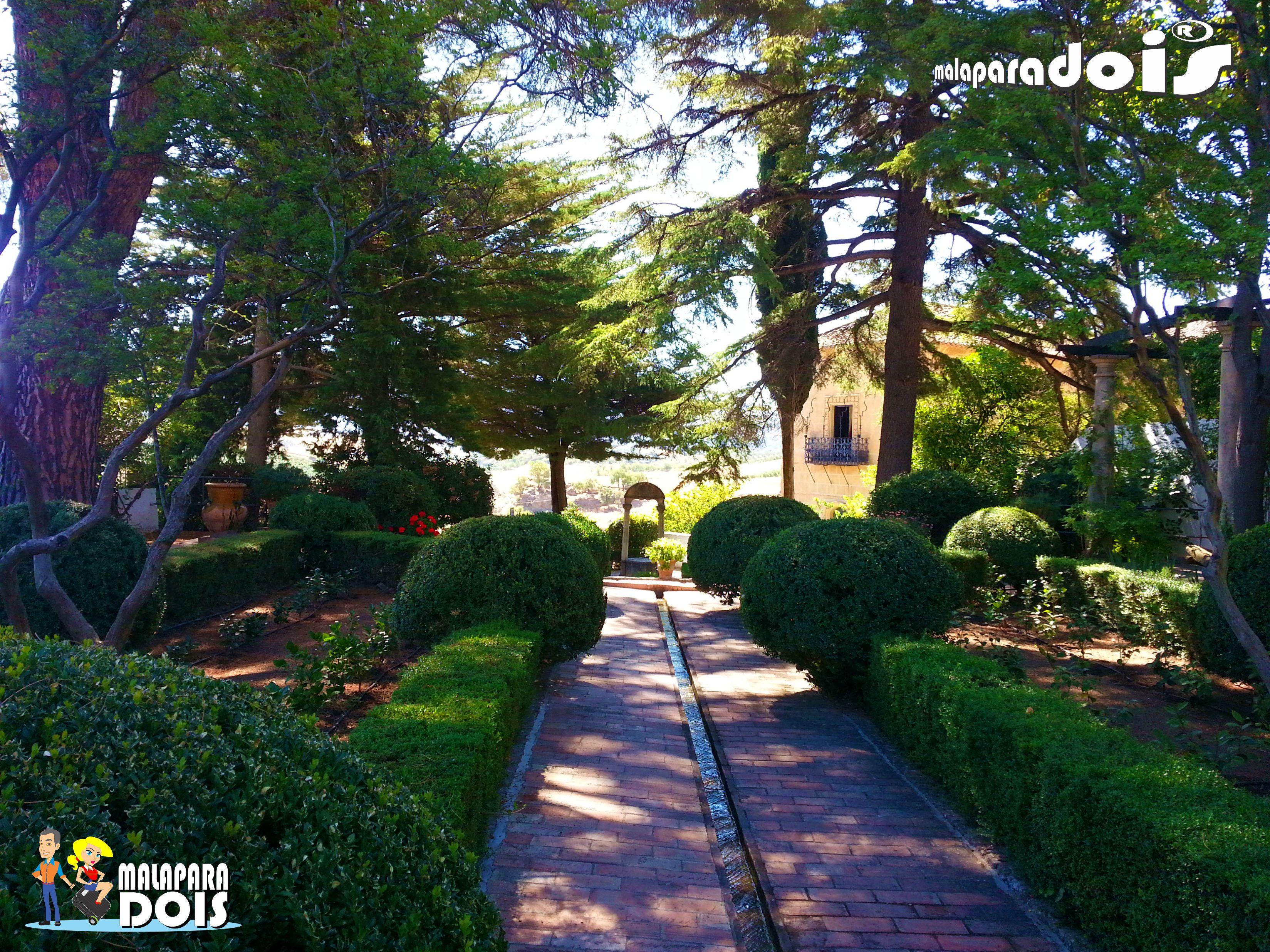La Casa del Rey Moro - Los Jardines