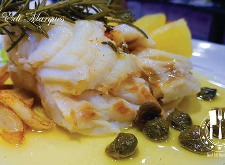 Bacalhau Confit | Chef Edi Marques