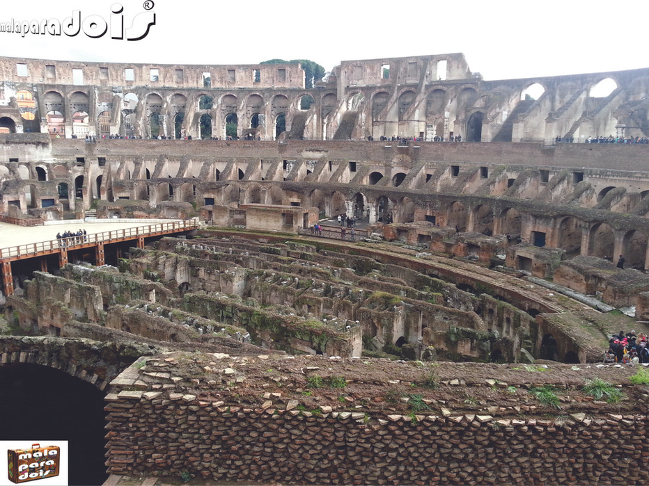 Quem já foi a Roma sabe...