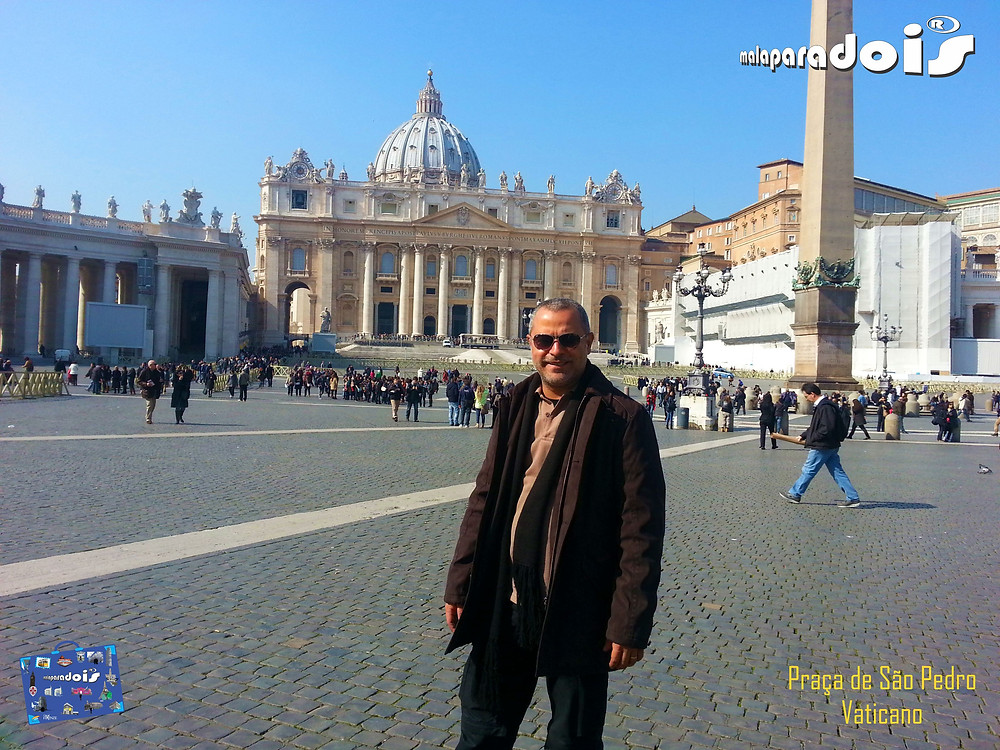 Praça de São Pedro, Vaticano
