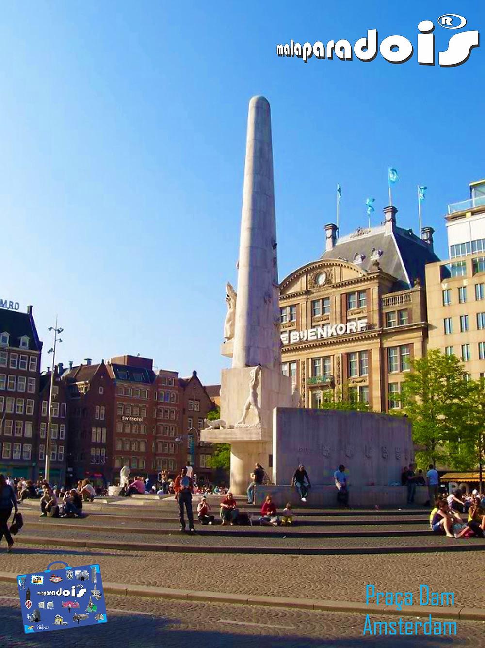 Praça Dam, Amsterdam