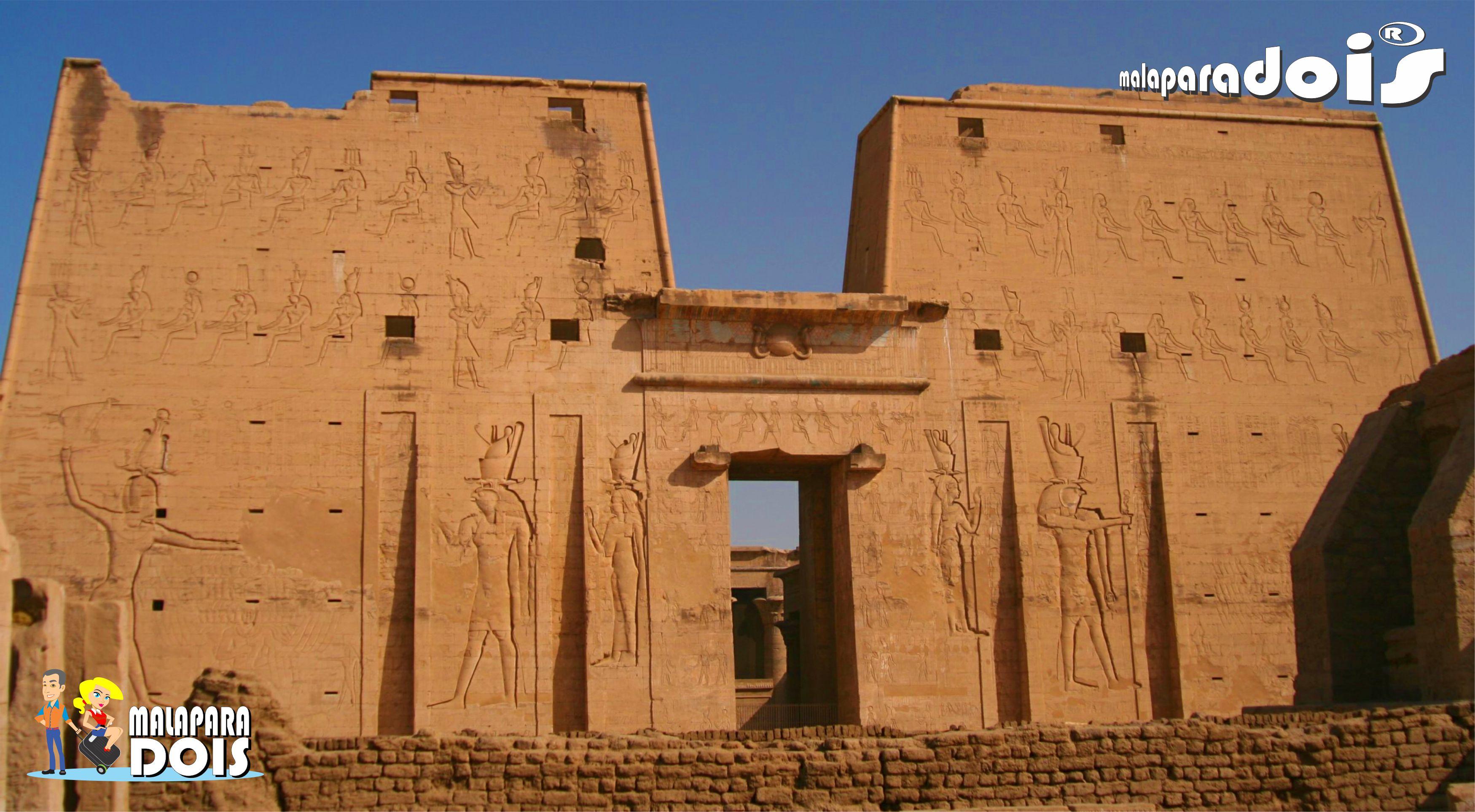 Egito - Cidade de Edfu
