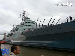 Tâmisa - Real Marinha Britânica