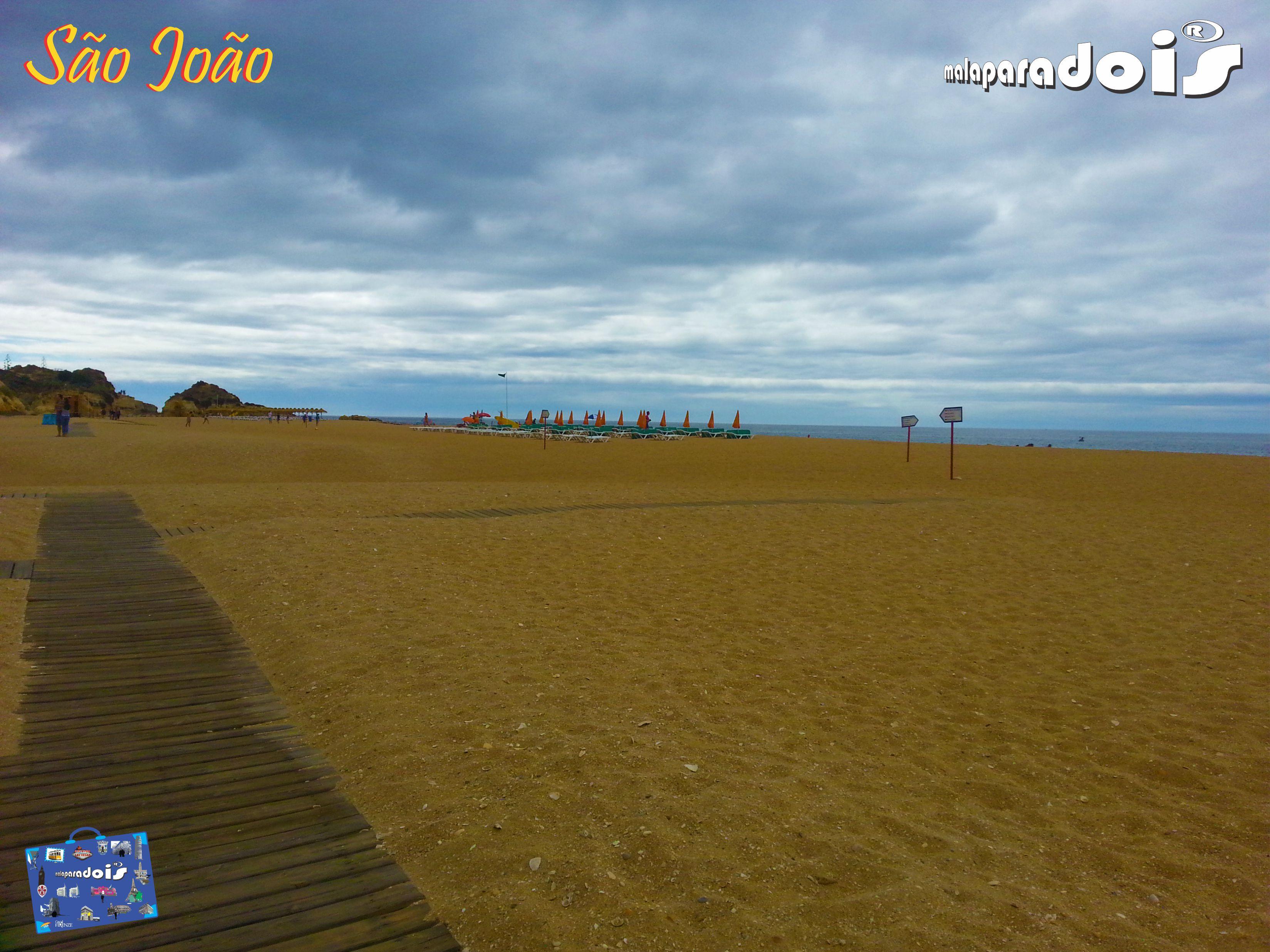 Praia do Forte de São João