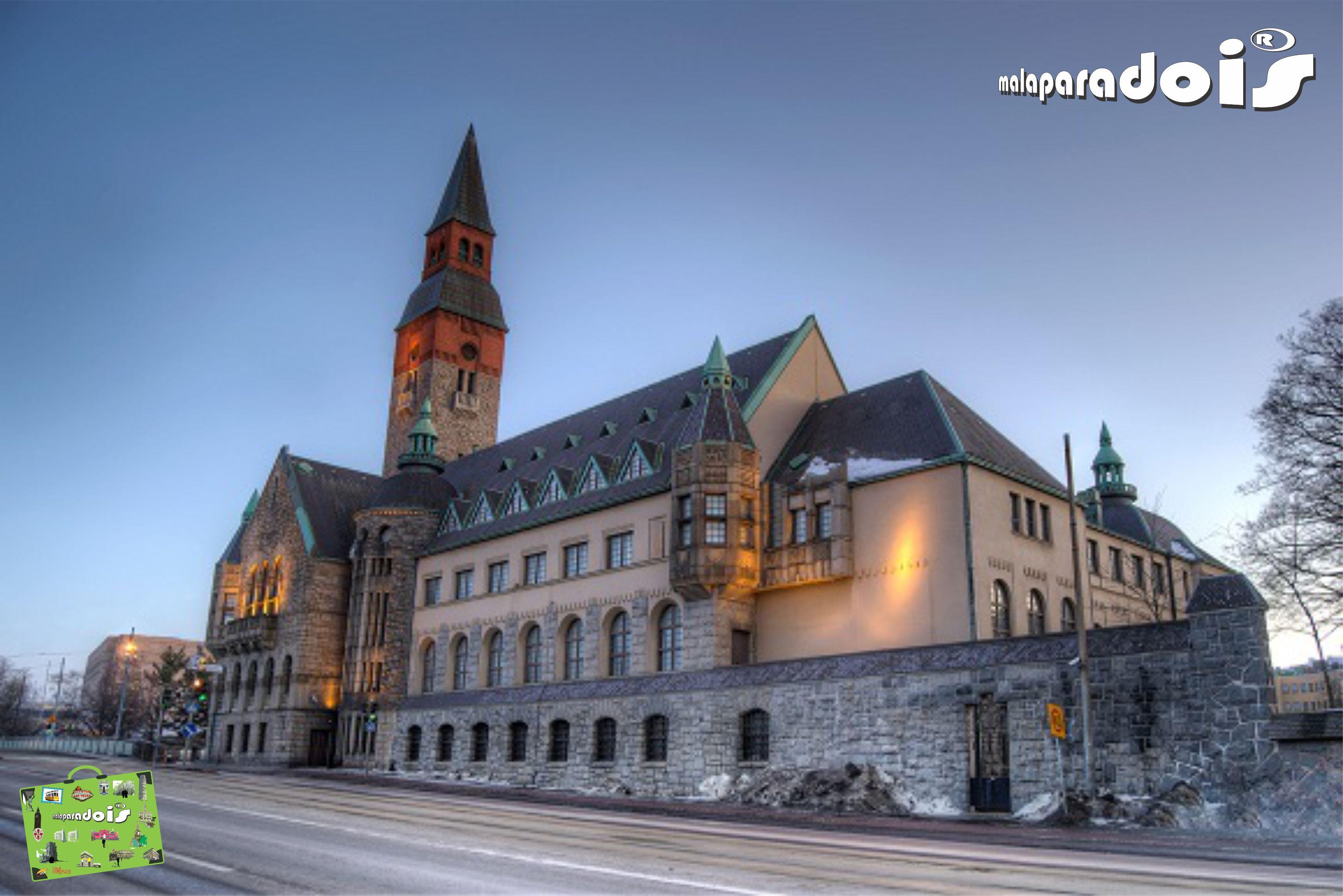 Museu Nacional da Finlândia