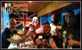 Secrets Eats - The Prince Albert English