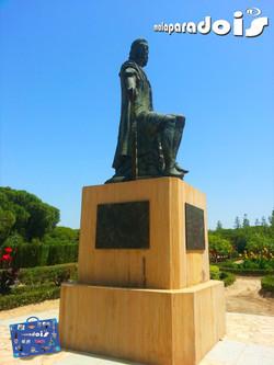 Estátua de Cristovão Colombo
