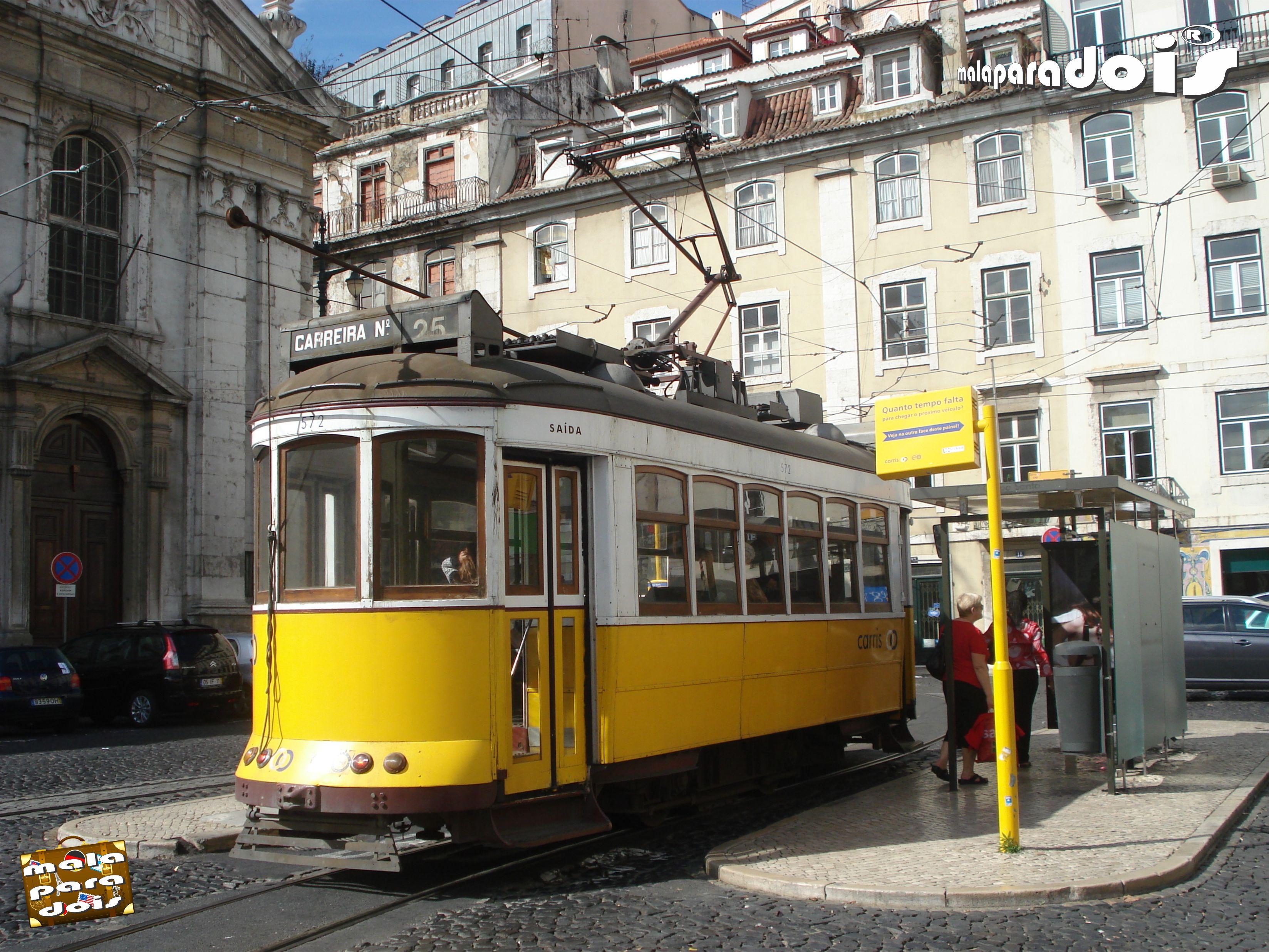 Eléctrico de Lisboa 25