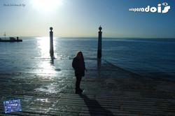 Pôr do Sol à Beira do Tejo