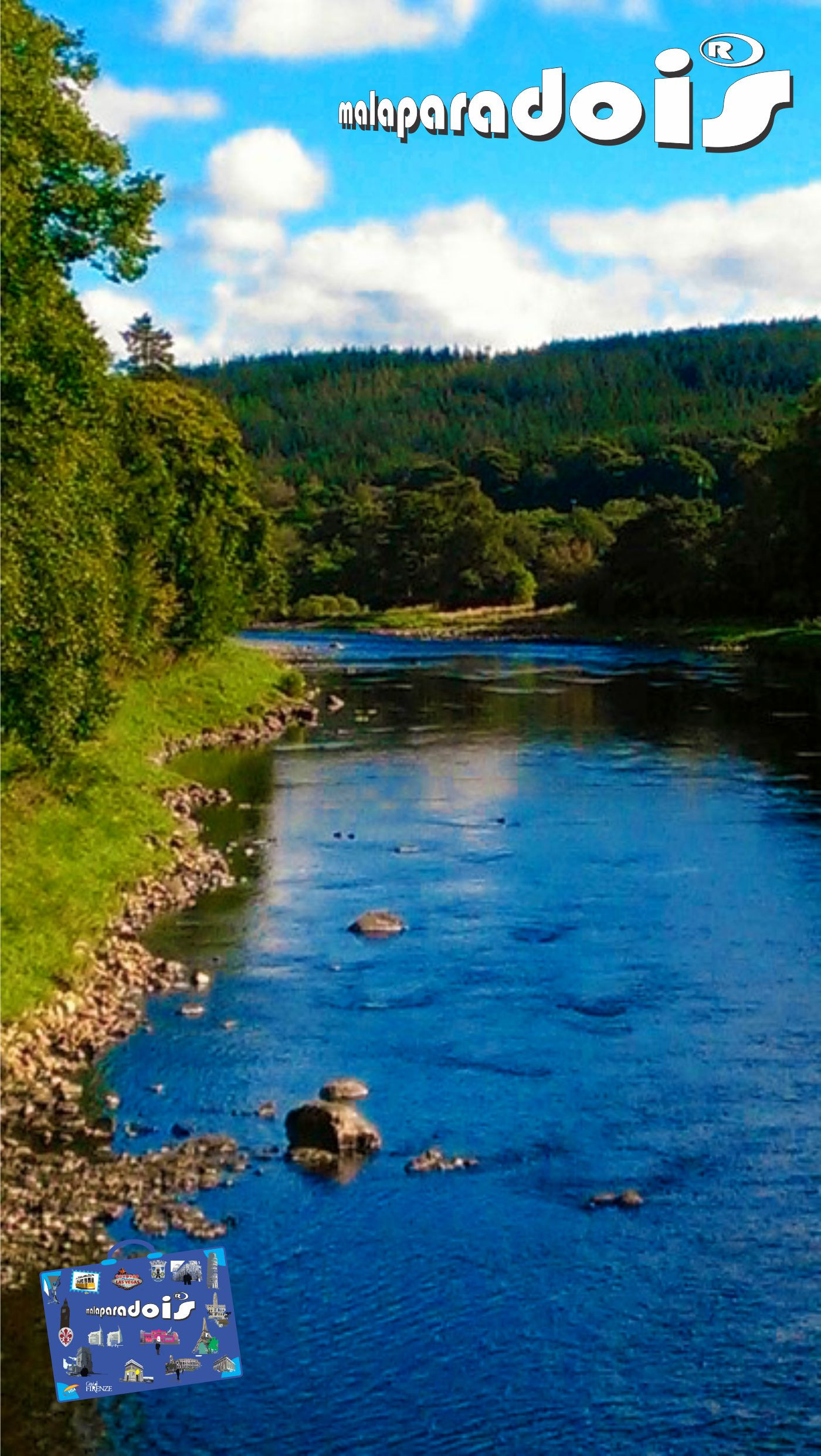 River Dee Royal Deeside