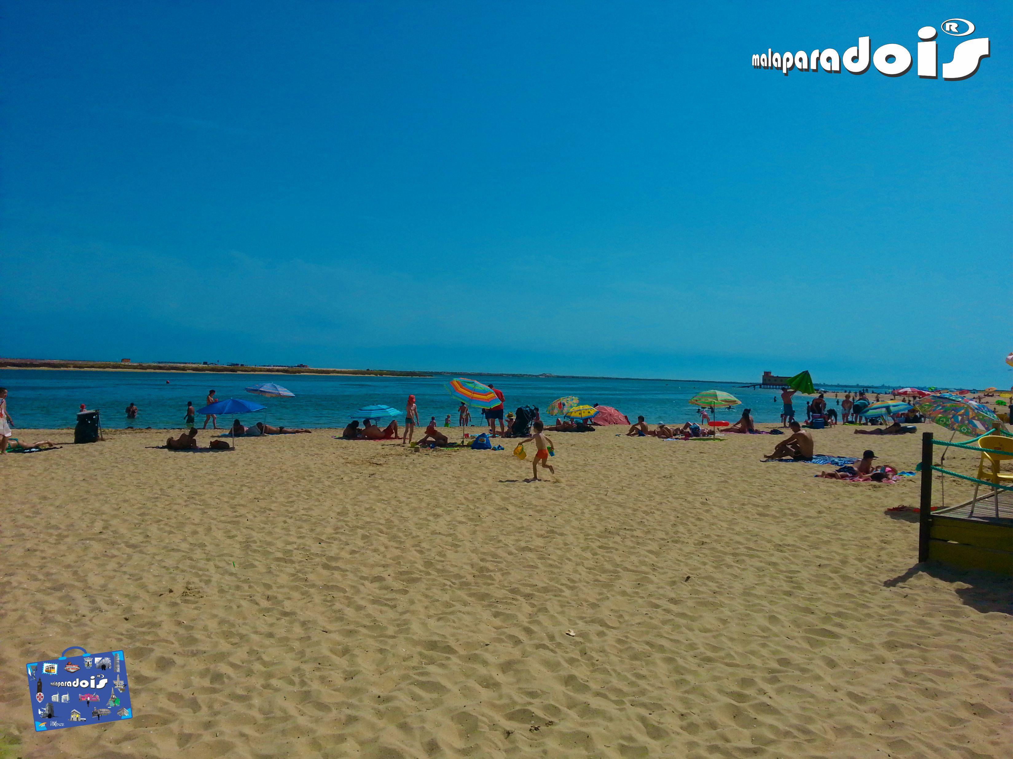 Praia de Fuseta Ria