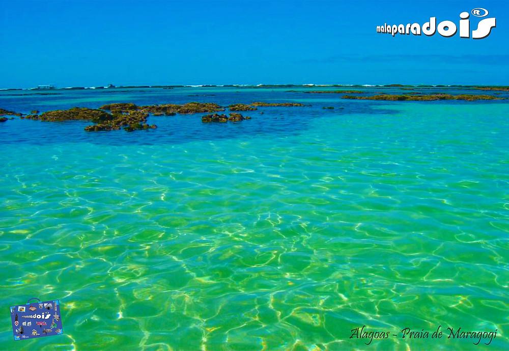 Alagoas - Praia de Maragogi