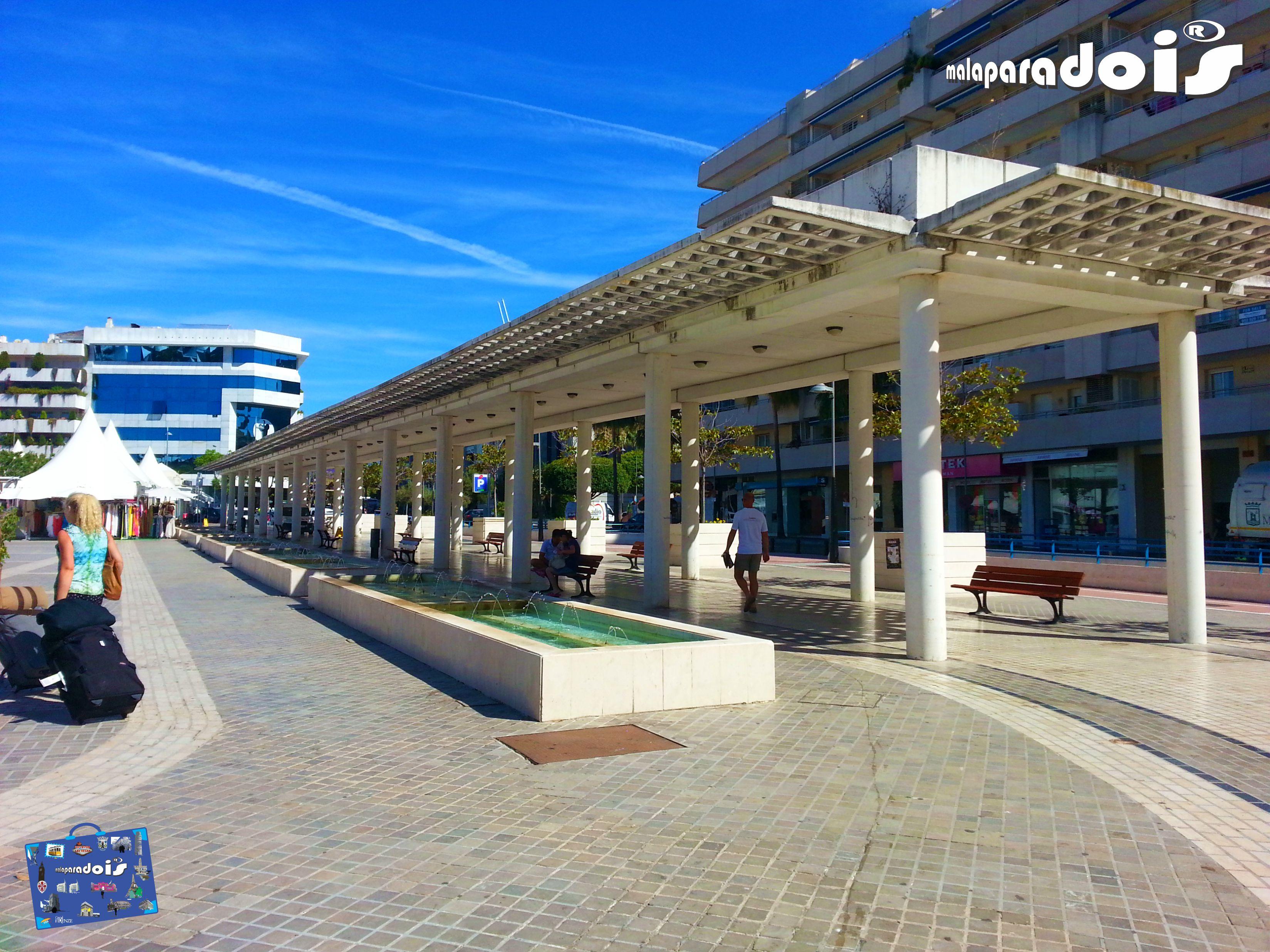 Plaza Antonio Banderas