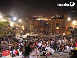 Teatro Grego, Taormina