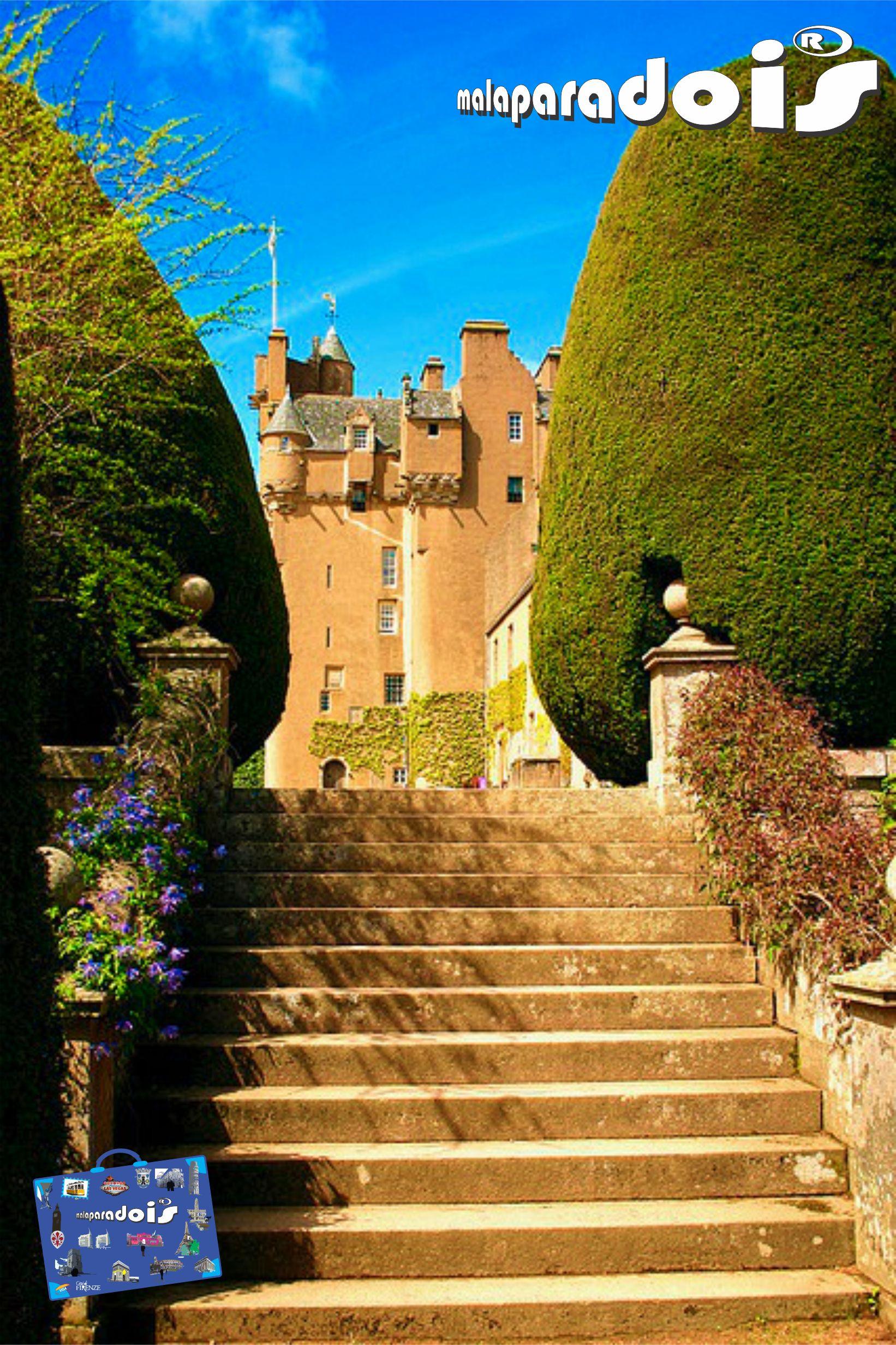 Crathes Castle Aberdeenshire