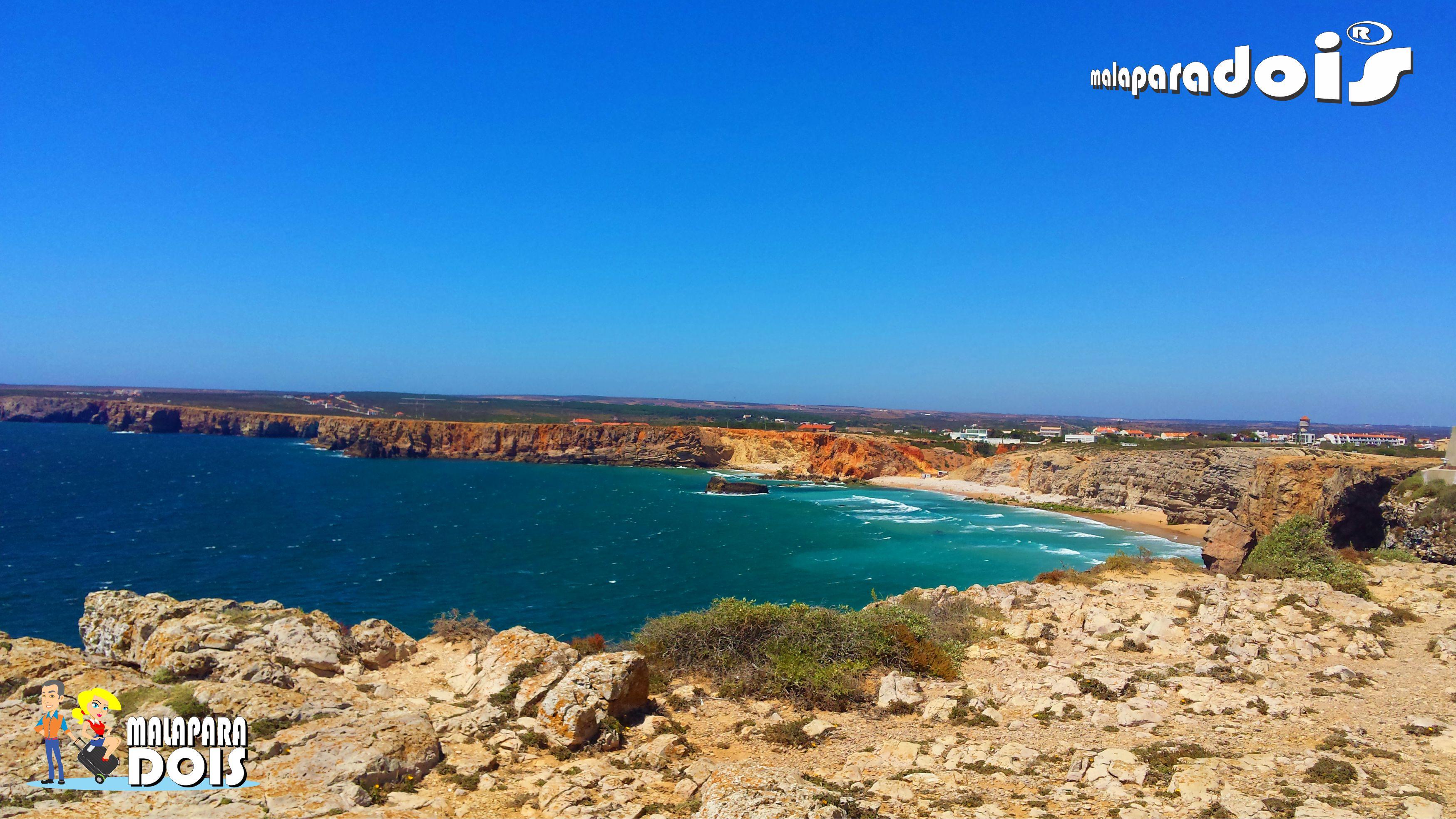 Fortaleza de Sagres - Praia do Tonel