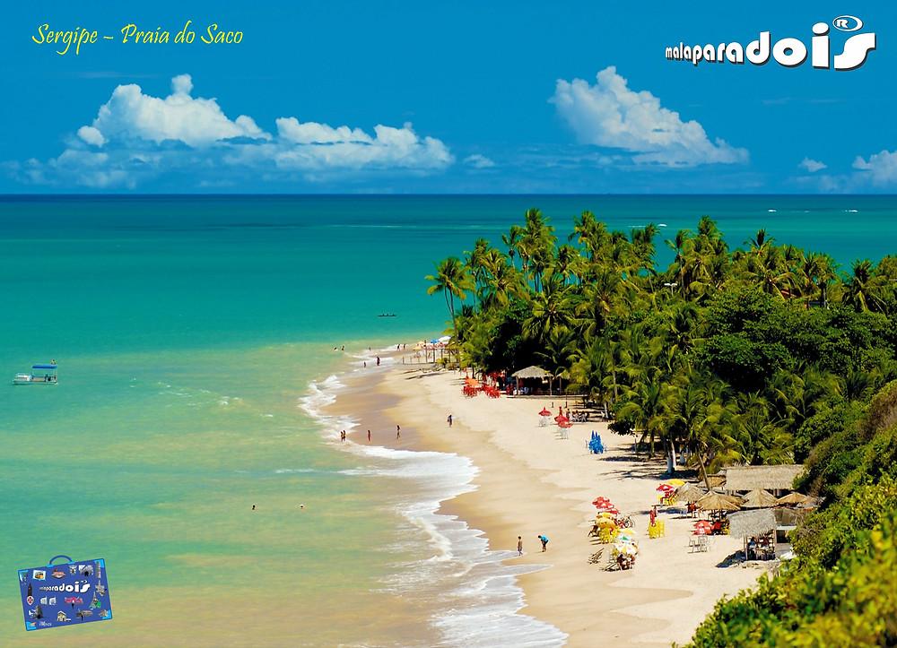 Sergipe - Praia do Saco