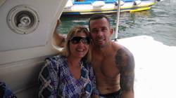 Andrea e Bruno - Ilha Grande