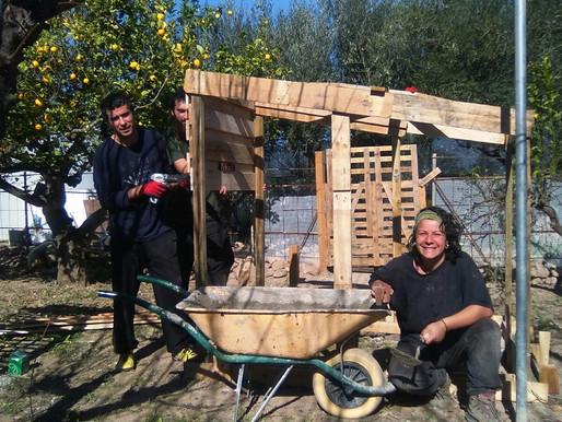 Construyendo la cuarentena