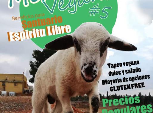 5ª Merendola Vegana