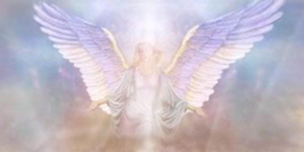 "Energy ""Healing"" Circle & Group Angel Card Reading"