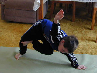 Young Persons Yoga Class Thursday October 25th 10.00 - 11.00 am