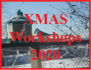 Christmas Workshops 2020 at YogaSouth