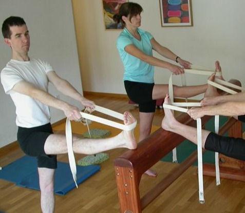 Sat. 9:30am - 10:45am - Back Care Yoga