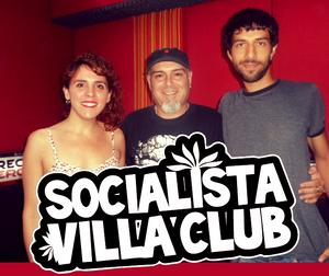 Socialista Villa Club en Frecuencia Zero 92.5fm