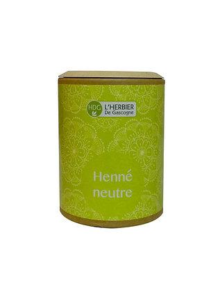Henné - Neutre 100gr