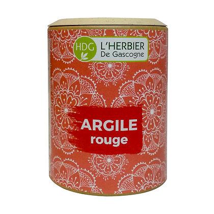 Argile - Rouge