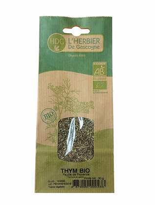 Thym Feuille Provence BIO