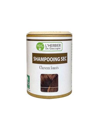 Shampooing sec - Cheveux foncés