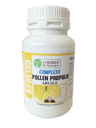 GEL - Pollen / Propolis / Argile Blanche