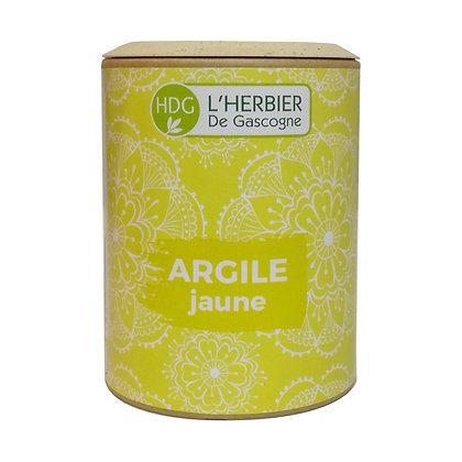 Argile - Jaune