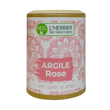 Argile- Rose