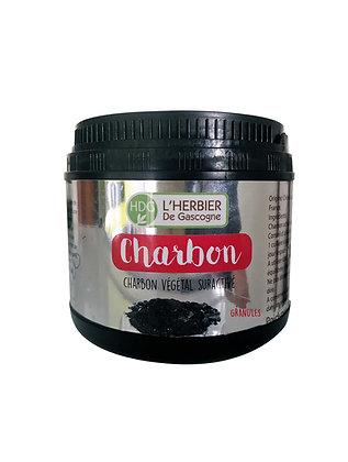 Charbon Végétal Granulés
