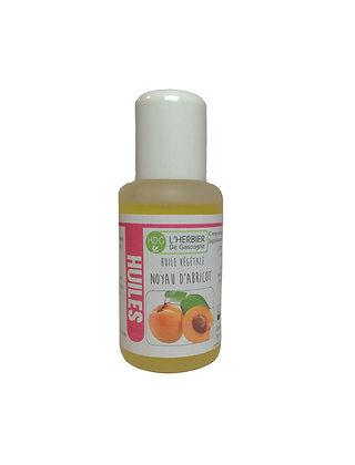 Huile Végétale - Noyau Abricot BIO