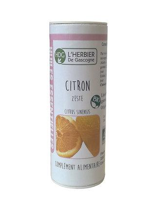 Huile Essentielle - Citron Jaune BIO