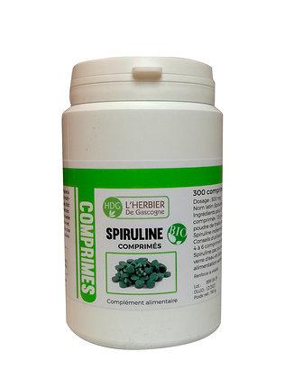 Spiruline Bio 300 Comprimés
