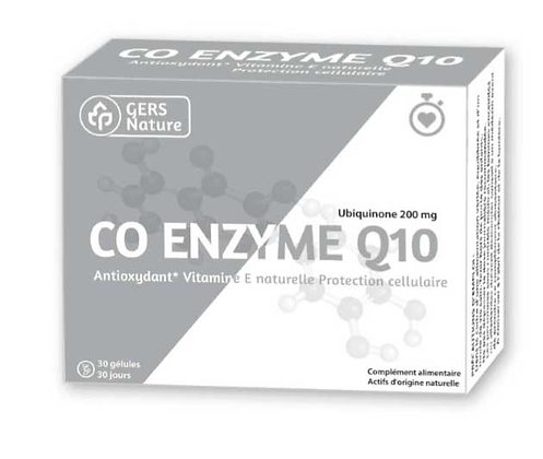 GERS NATURE - CO ENZYME Q10 250mg