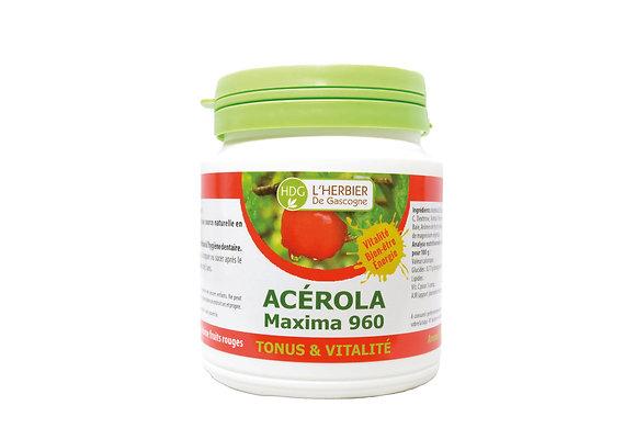 Acérola Maxima 960 - 30 Comprimés