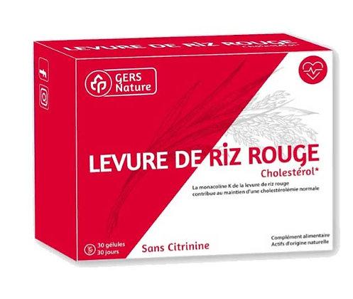 GERS NATURE - Levure de Riz Rouge 1,6% + Q10 635mg